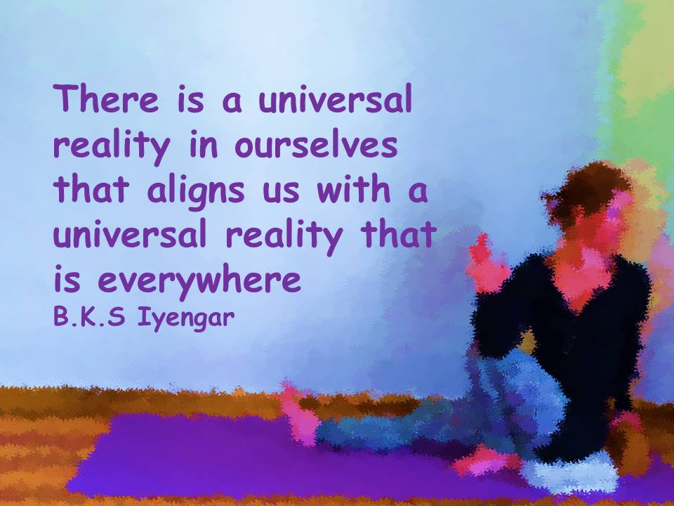 universal reality